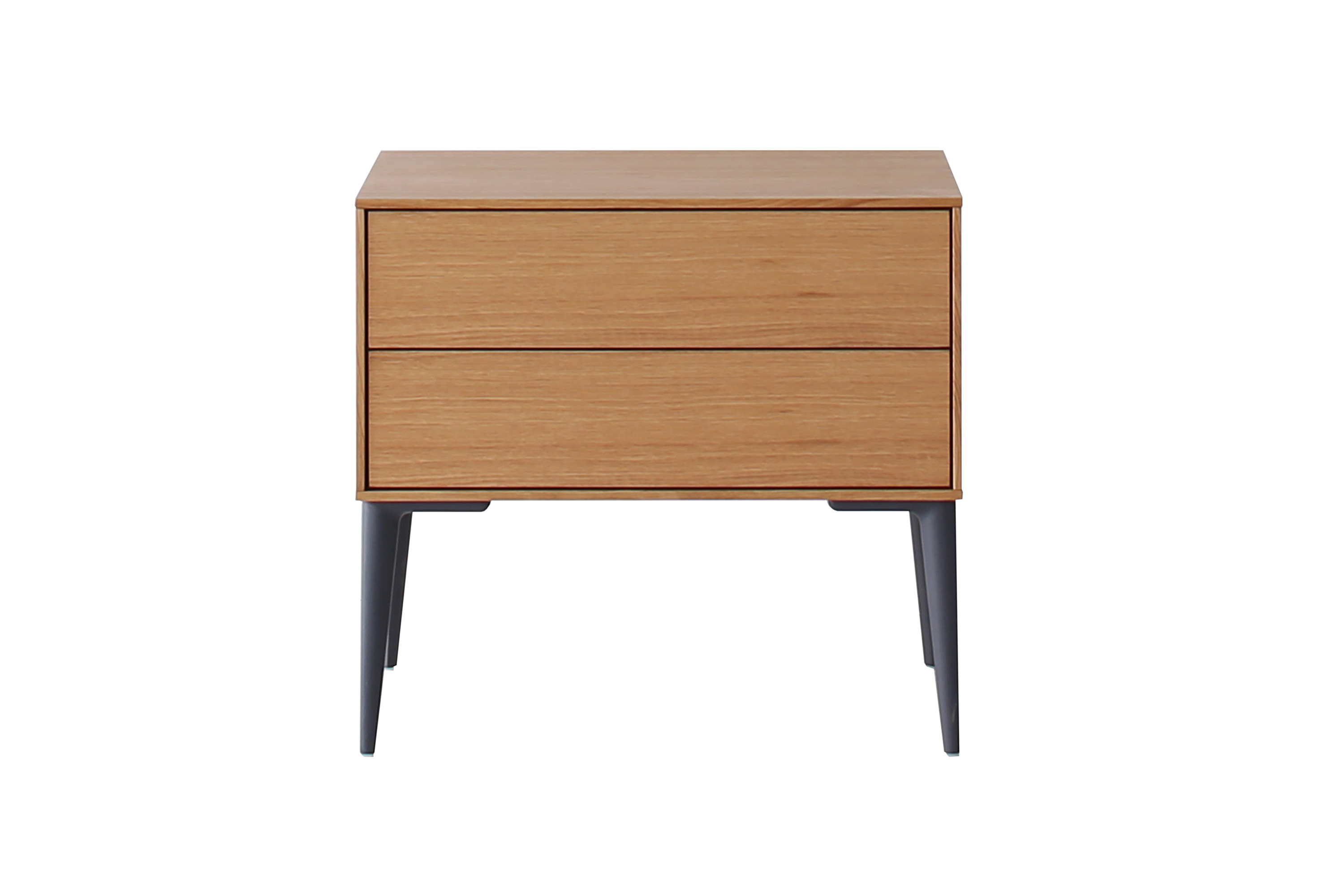 bedroom collection sofia oak nightstand